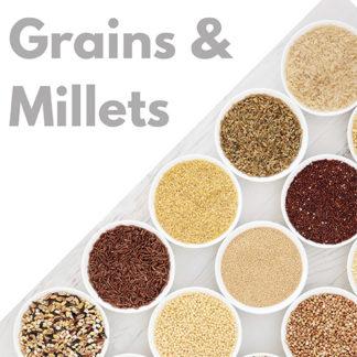 Grains & Millets