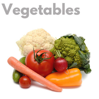 Vegetables & Fruits