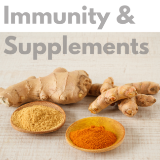 Immunity/Supplements