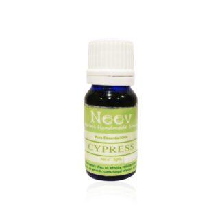 cypress-oil