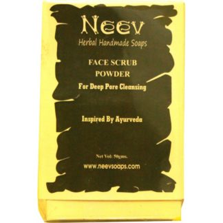 face-scrub-powder