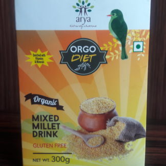 Mixed Millet Drink