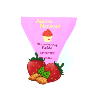 strawberry-lip-balm