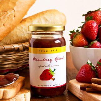 strawberry-spread